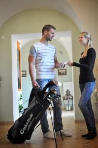 golf ve Valticích