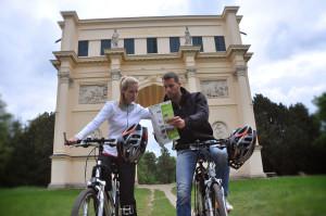 výlet na kole kolem Valtic